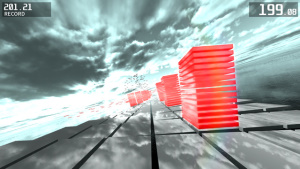 iOS限免、限時免費軟體APP遊戲-Storm Rush 1