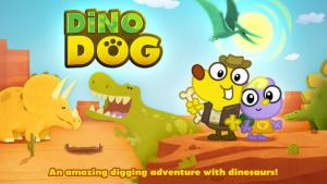 iOS限免、限時免費軟體app遊戲-Dino Dog 1