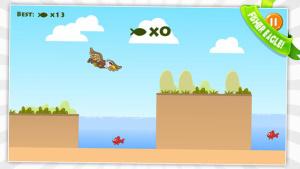 iOS限免、限時免費軟體app遊戲-Fisher Birds HD 2