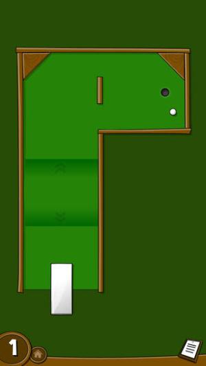 iOS限免、限時免費軟體app遊戲-Golfstacle! Minigolf 1