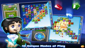 iOS限免、限時免費軟體app遊戲-Jewelion 1