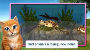 iOS限免、限時免費軟體app遊戲-PetWorld 3D 1