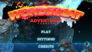 iOS限免、限時免費軟體app遊戲-WonderCat Adventures 1