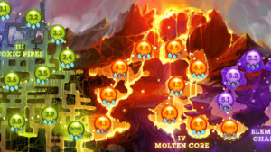 iOS限免、限時免費軟體app遊戲-WonderCat Adventures 2