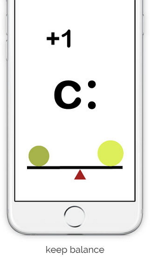 iOS限免、限時免費軟體app遊戲-balance™ 1
