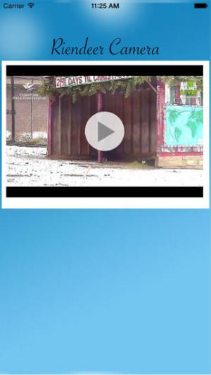 iOS限免、限時免費app遊戲軟體-Reindeer Cam Live 2