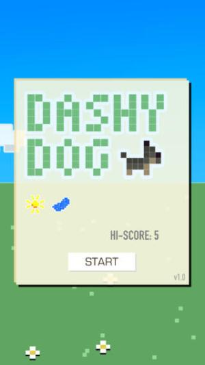 ios限免、限時免費軟體app遊戲-Dashy Dog 1