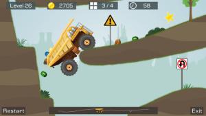 iOS限免、限時免費軟體app遊戲-Big Truck 2