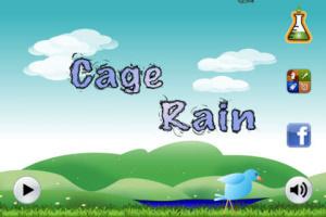 iOS限免、限時免費軟體app遊戲-Cage Rain 1
