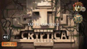 iOS限免、限時免費軟體app遊戲-Cryptica 1
