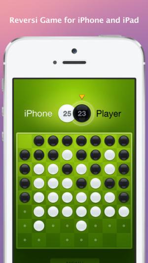 iOS限免、限時免費軟體app遊戲-Fresh Reversi 1