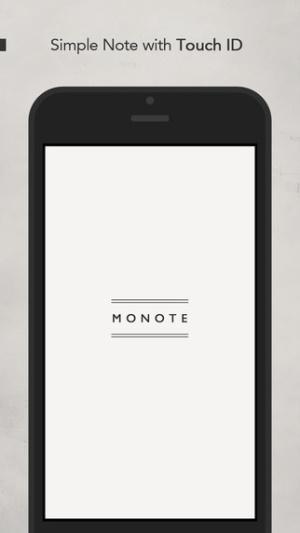 iOS限免、限時免費軟體app遊戲-Monote 1