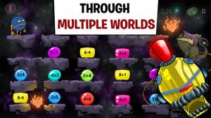 iOS限免、限時免費軟體app遊戲-Monster Math 2