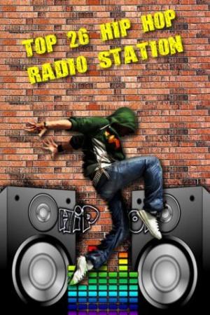 iOS限免、限時免費軟體app遊戲-Top 26 Hip Hop Radio 1