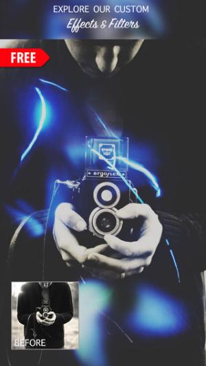 iOS限免、限時免費軟體app遊戲-Visual Effects 2
