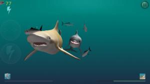 iOS限免、限時免費app軟體遊戲-Shark Eaters 1