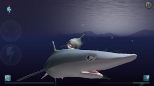 iOS限免、限時免費app軟體遊戲-Shark Eaters 2
