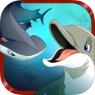 iOS限免、限時免費app軟體遊戲-Shark Eaters 3