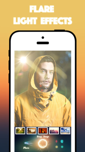ios限免、限時免費軟體app遊戲-Flaregram 2