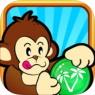 iOS限免、限時免費軟體app遊戲-Monkey Mania 3