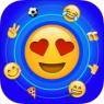 iOS限免、限時免費軟體app遊戲-New Emoji Keyboard 3