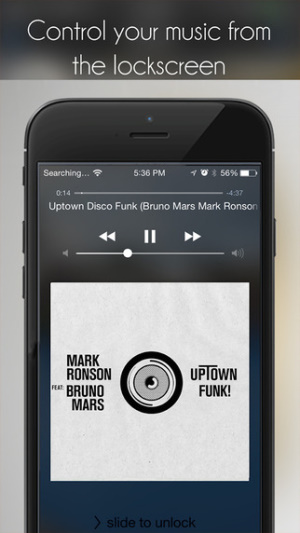 iOS限免、限時免費APP遊戲軟體-Free Music Player & Playlist Manager 1
