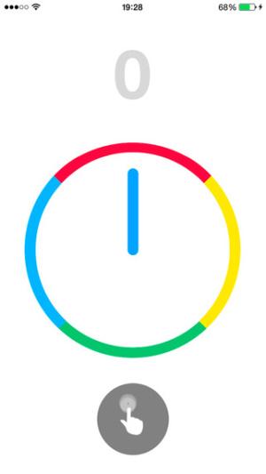 iOS限免、限時免費APP遊戲軟體-Impossible Dial 1