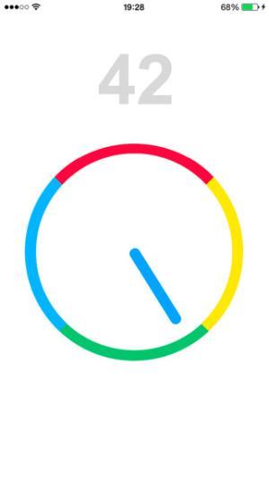 iOS限免、限時免費APP遊戲軟體-Impossible Dial 2