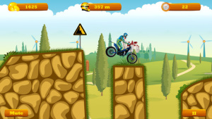 iOS限免、限時免費軟體APP遊戲-Moto Hero 1