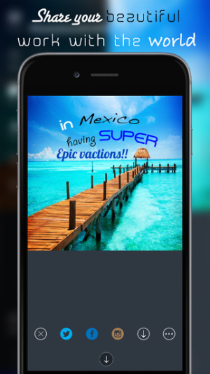 iOS限免、限時免費APP軟體遊戲-Fontz App 2