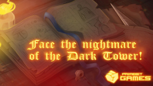 iOS限免、限時免費軟體APP遊戲-Dark Tower 1
