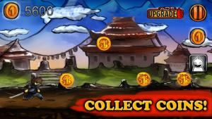 iOS限免、限時免費軟體app遊戲-Mighty Ninja Run+ HD 1