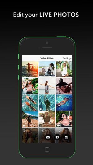 iOS限免、限時免費軟體app遊戲-Video Editor + PRO with music 2