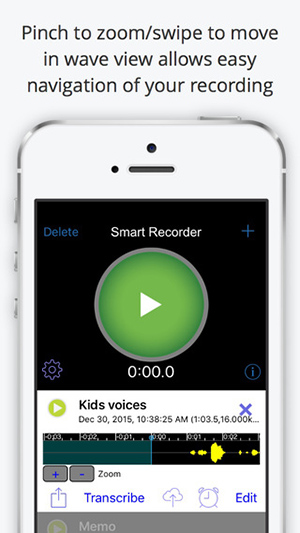 Smart Recorder and Transcriber-2