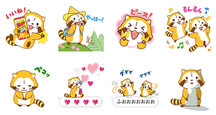 20160719 line stickers (8)