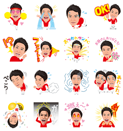 20160705 free line stickers (6)