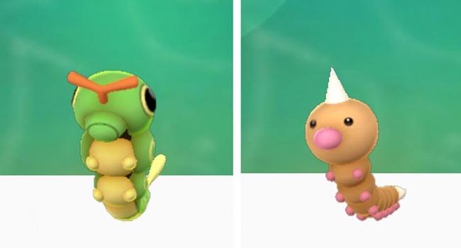 6-快速升級-綠毛蟲