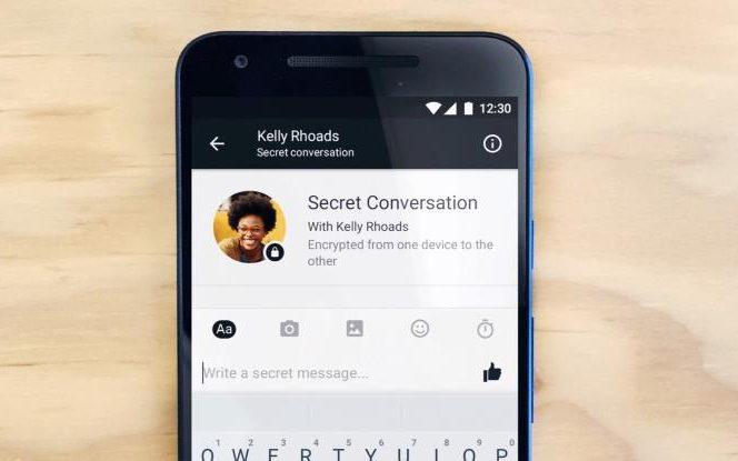 20160802 messenger secret message