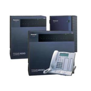 國際牌-KX-TDA100-200-600電話總機系統-4