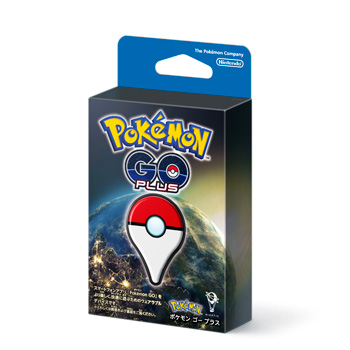 Pokémon GO Plus-寶可夢手環-4