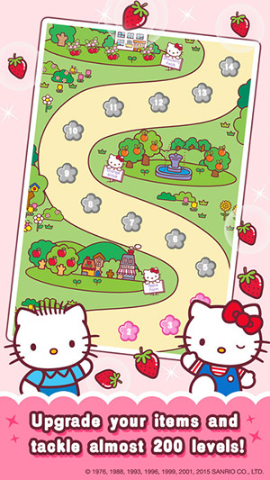 Hello Kitty Orchard!-4
