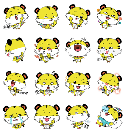 20161220 free line stickers (13)