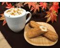 原味楓糖蛋糕棒+贅沢焦糖鮮奶茶