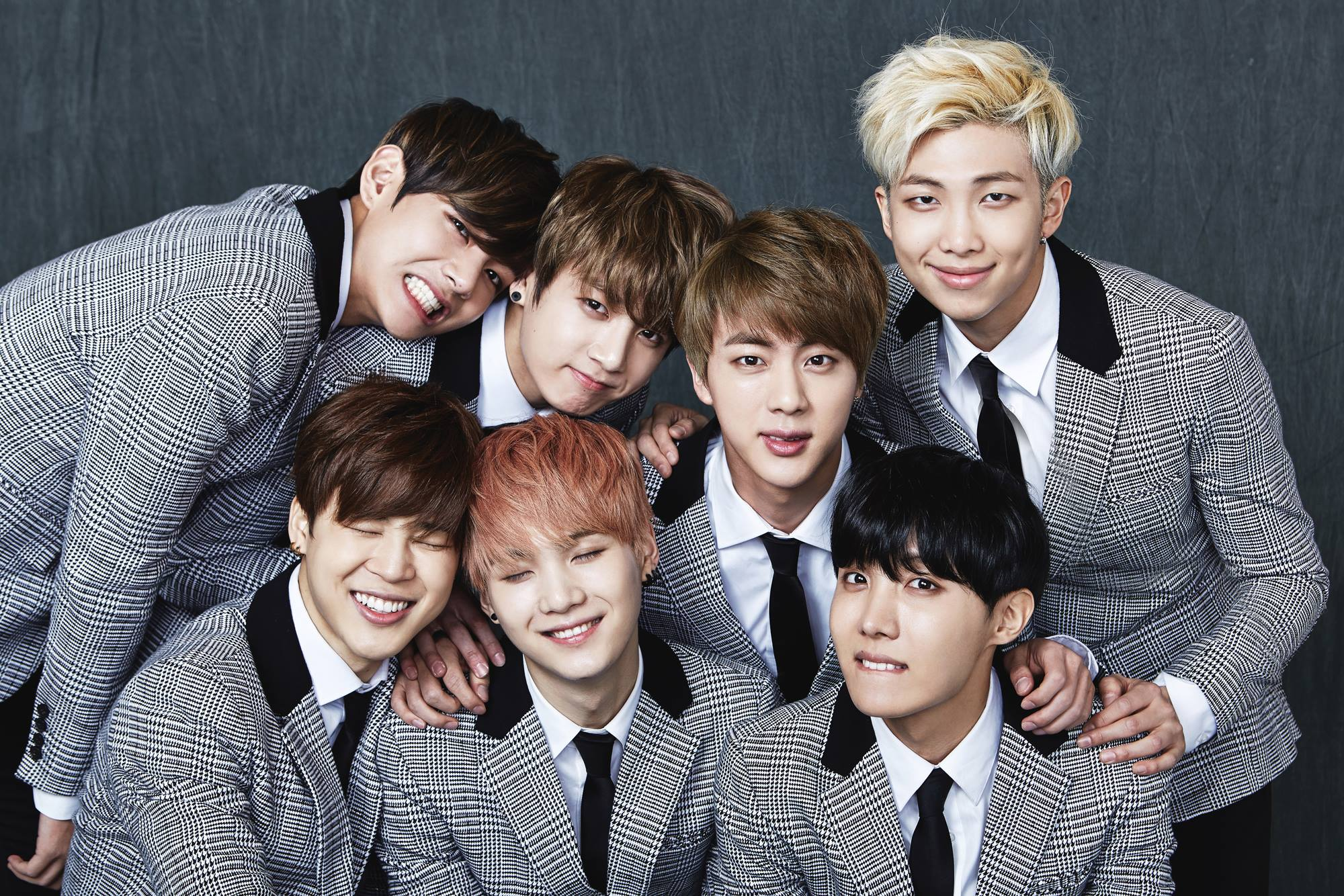 bts discover the true purpose of k pop idol life size cardboard cut outs