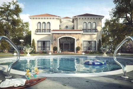 luxury tuscan villa dubai 1