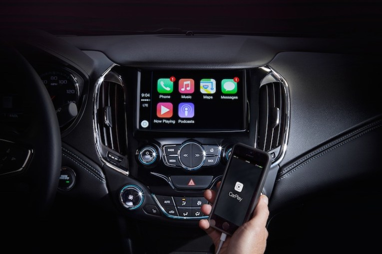 CarPlay Helping Some GM Dealers Close Deals on New Vehicles   Mac Rumors chevrolet carplay
