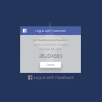 Facebook Announces tvOS SDK With Login Support