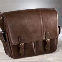 MacRumors Giveaway: Win a Wayfarer Leather Messenger Bag From Intrepid Bag Co