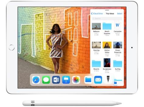 iPad Comparison Chart
