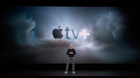 Apple Announces Original TV Streaming Service